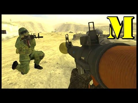 This Mod for Battlefield 2 is Looks Like a Real War - Epic Battle Gameplay (2018)