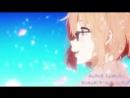 Грустный аниме клип про любовь - Забери боль Аниме романтика amv anime mix.mp4