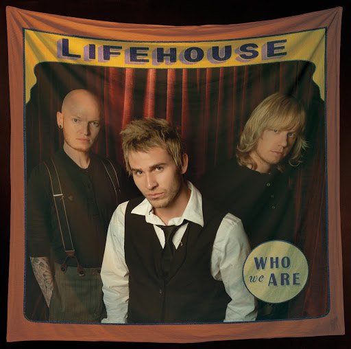 Lifehouse альбом Who We Are