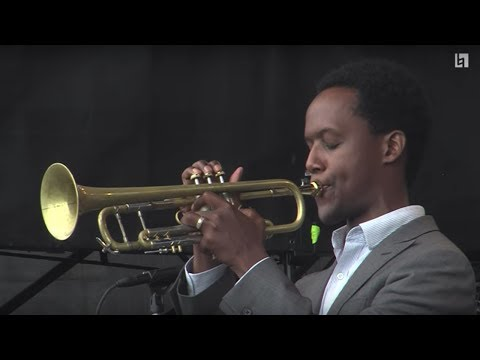 Jason Palmer Berklee Septet - Giant Steps (Live at Newport Jazz Festival)