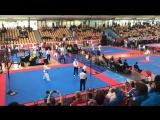 Hondru, Mircea (Румыния) - Чемпион Европы по специальной технике