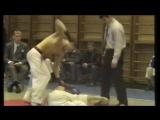 Дима Боец Борисов - спорт, как первооснова!