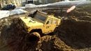 RC №1 defender d90 рысь iveco rc offroad more dirt