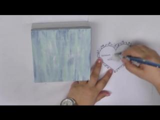 Decoupage transfer na Dzień Matki - DIY tutorial_HD.mp4