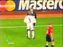 Лига чемпионов 1999-2000. 1_4 финала. Реал Мадрид - Манчестер Юнайтед