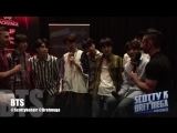 BTS TALK ABOUT WHO THEY WANT TO COLAB WITH SCOTTY BRET