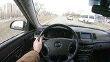 2009 Kia Opirus 3.8L 267hp POV Test Drive