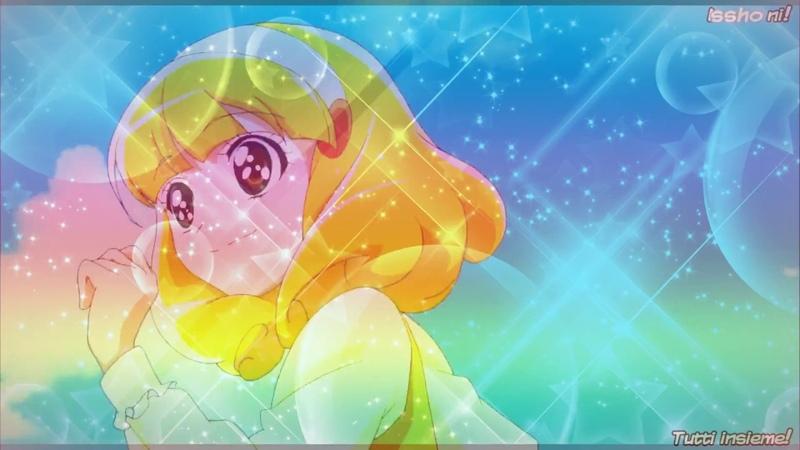 (MiYosiB.K.) World of Winx OP Smile Precure