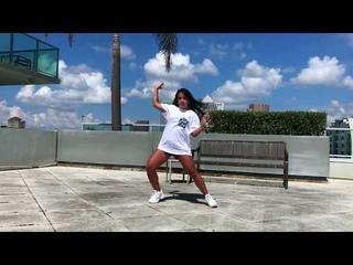 Stefflon Don & French Montana - Hurtin' Me (Freestyle by Katerina) Tampa, FL