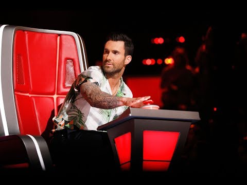 Top 10 Most Surprising Blind Auditions The Voice USA 2018