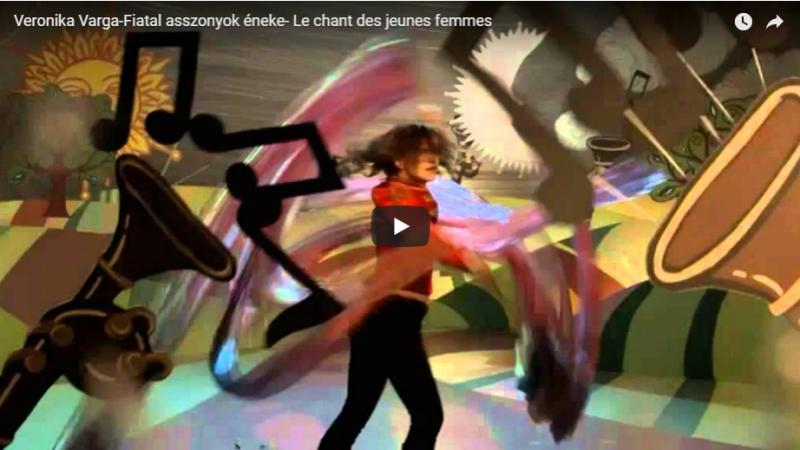 Veronika Varga-Fiatal asszonyok éneke- Le chant des jeunes femmes