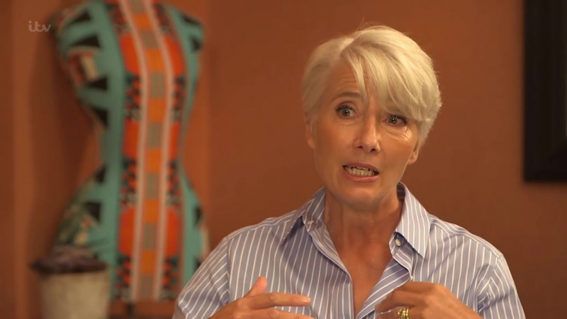 Emma Thompson Drove Her Family Mad Rehearsing Piano for the Children Act Lorra