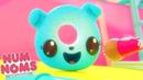 Num Noms | ¡A BUCEAR! | Dibujos animados para niños | WildBrain