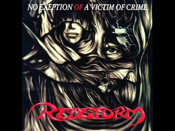 Redstorm - No Exeption of a Victim of Crime 1989 (FULL ALBUM) [Heavy Metal]