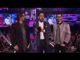 LINKIN PARK - Best Alternative Rock Band Winner AMAS 2017