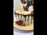 Торт трансформер