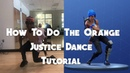 How To Do The Orange Justice Dance Step By Step Tutorial