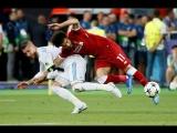 Merengues.ru | Ramos vs. Salah | Так кто кого схватил и потянул вниз?