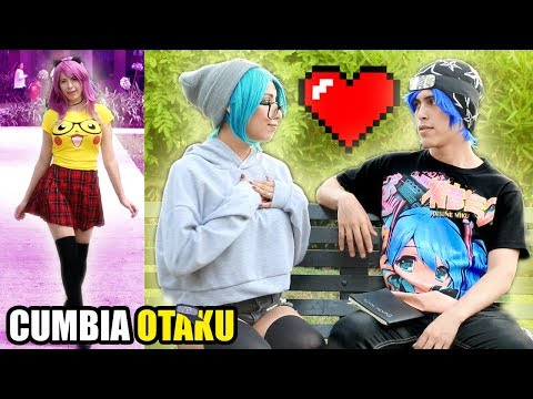 LA CUMBIA DEL OTAKU (Video Clip) | Maryan MG - Arelly Trujillo - Otra Vez Lunes Show