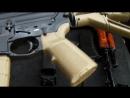 Американец хвалит АК 74 и обсирает AR-15 M- 16.mp4