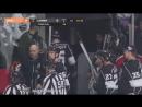 Hockey Fights Kevin Bieksa vs Andy Andreoff Nov 25 2017 Хоккейные драки