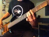Between The Buried And Me - Condemned To The Gallows (Bass Cover)
