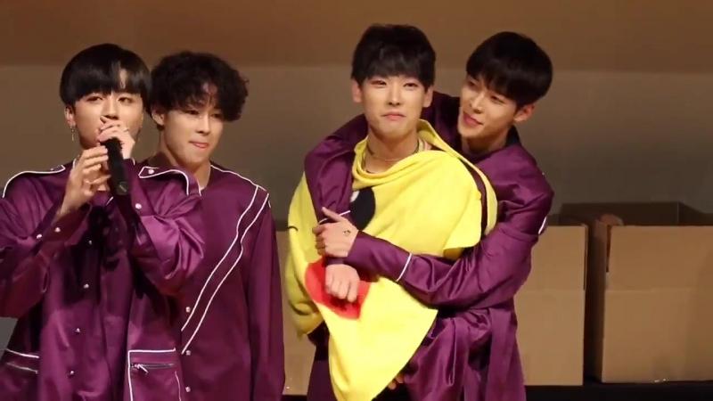 Sf9 inseong rowoon roseong