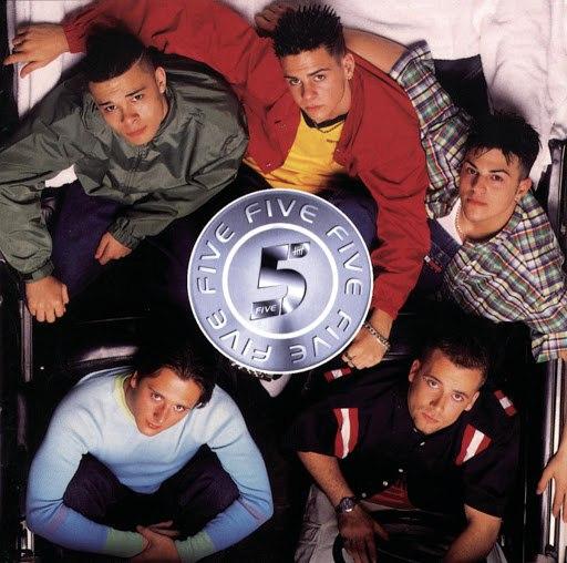 Five альбом 5ive