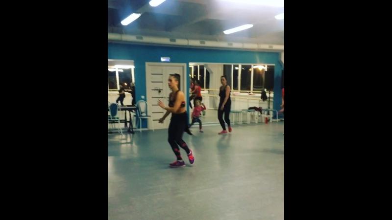 Танцевальный фитнес