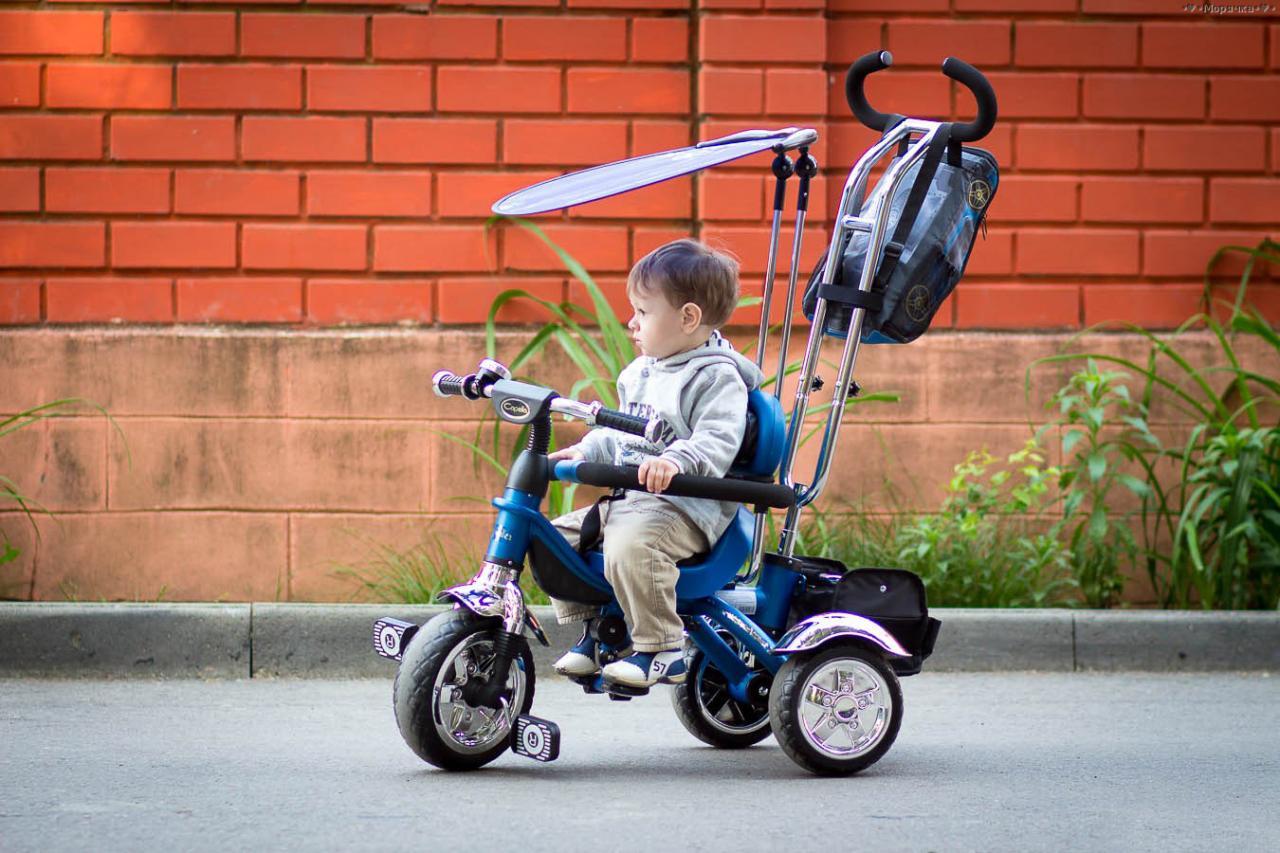 Что такое трицикл?