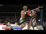 Кикбоксинг в Японии: классные финиши Krush 92.