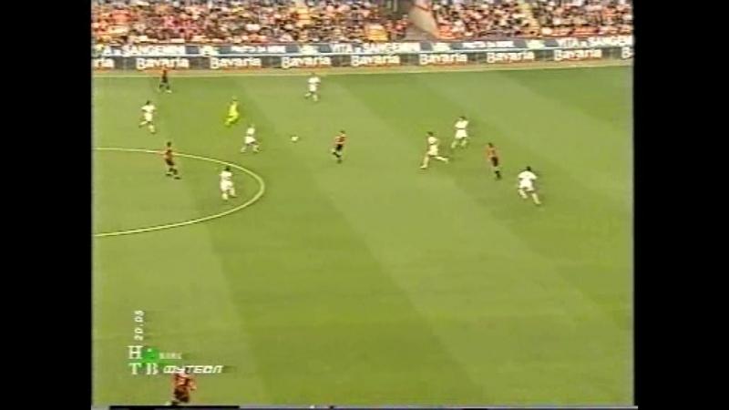 чемпионат италии 20042005, 37-й тур, Милан - Палермо, нтв