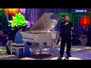 Так играть в 10 лет! Гениальная пианистка Александра Довгань и Владимир Соловьев. Синяя птица-Последний богатырь