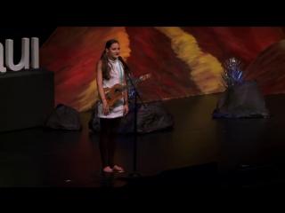 Taimane Gardner, the Ukulele Virtuoso _ Taimane Gardner _ TEDxMaui