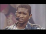 Usher - U dont have to call (rehearsal Live)