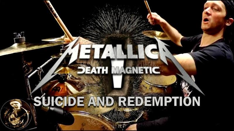 METALLICA - Suicide and Redemption - Drum Cover( Josh Steffen)