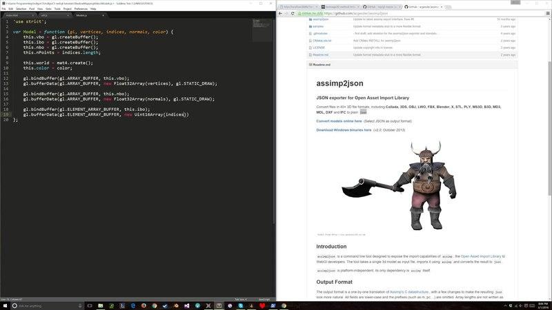 WebGL Shadow Mapping Tutorial - 1 - Set Up a Scene