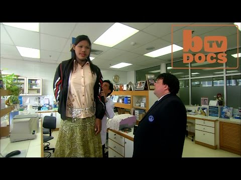 DOCS Superhuman World's Tallest Children