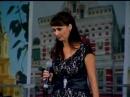 Аня Воробей на Юбилее Канавинского р-на Нижний Новгород ст Локомотив 03 08 2013