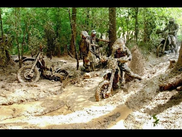Dirt Bikes DESTROYED!