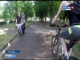 Противостояние ростовских велосипедистов, пешеходов и водителей