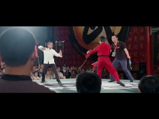Дре против Чэна - (Финальный бой) Каратэ-пацан. 2010