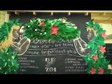 Рождественская ярмарка на территории ТЦ
