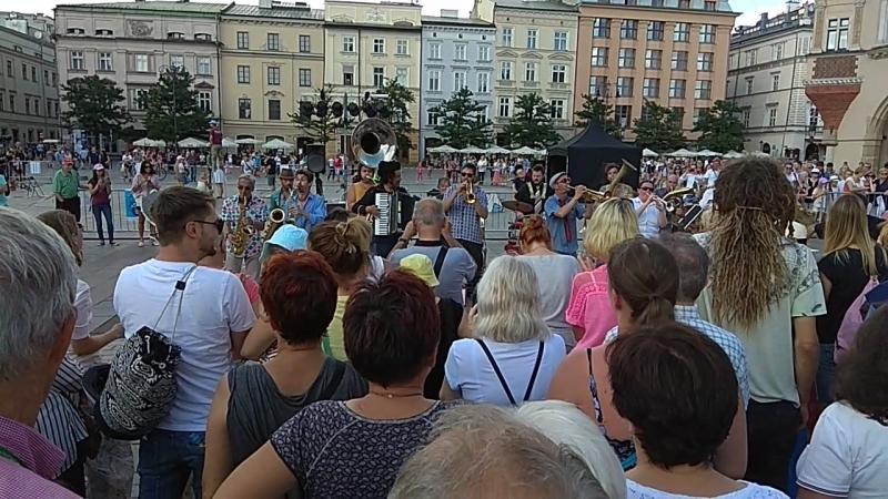 Faino gra polską orkiestrę