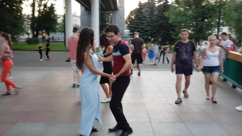 Парк культуры и отдыха им Горького