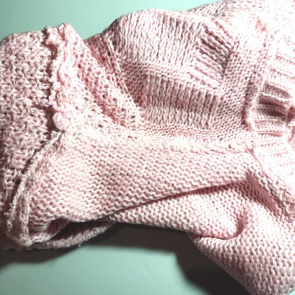 Клевая модель пуловера