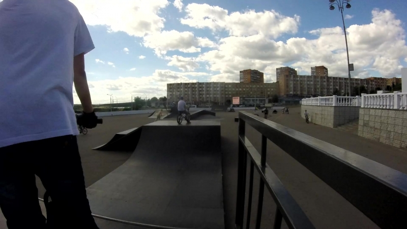Первый таймлапс (time lapse)в конце небольшой бонусик...