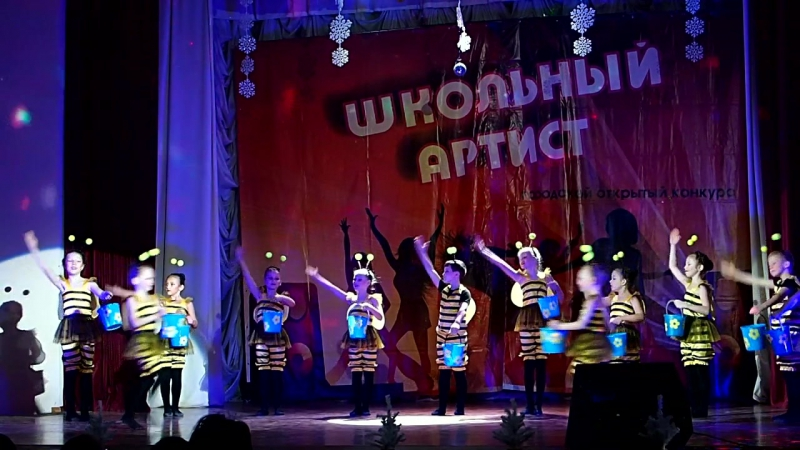 20180114 - Школьный артист - Дружная семейка (720p)