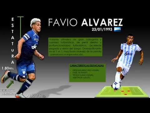 Favio Alvarez - Compacto 2017 (NUEVO)