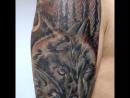 К вашим услугам Tattoo AlL 420878 тату салон MAORI Orenburg Новая15